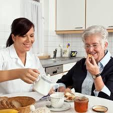 empleadas de hogar con mayores